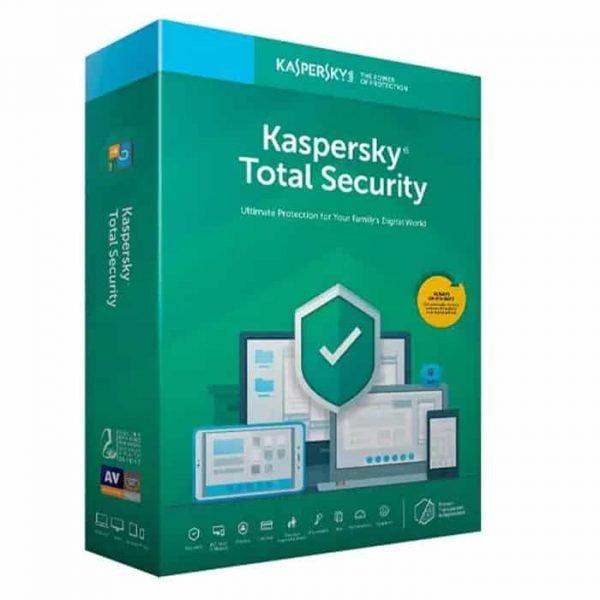 Kaspersky Total Security 1 User