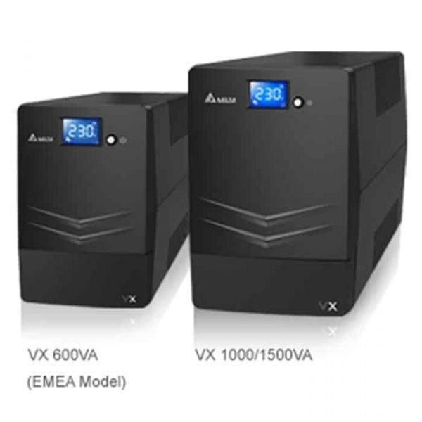 Delta VX600 600VA UPS