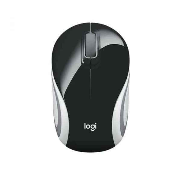 LOGITECH Wireless Mini Mouse M187 – Black