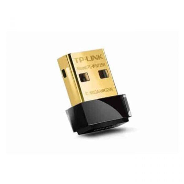 TP-Link 150 MBPS Wireless NANO USB Adaptor TL - WN725N