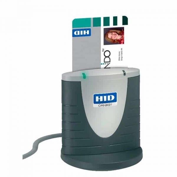 Omnikey 3121 smart card Reader