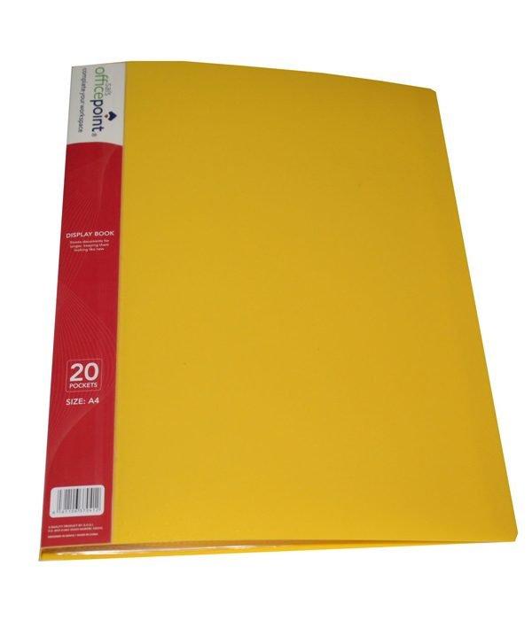 DISPLAY BOOK 20