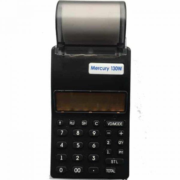 Mercury ETR Machine