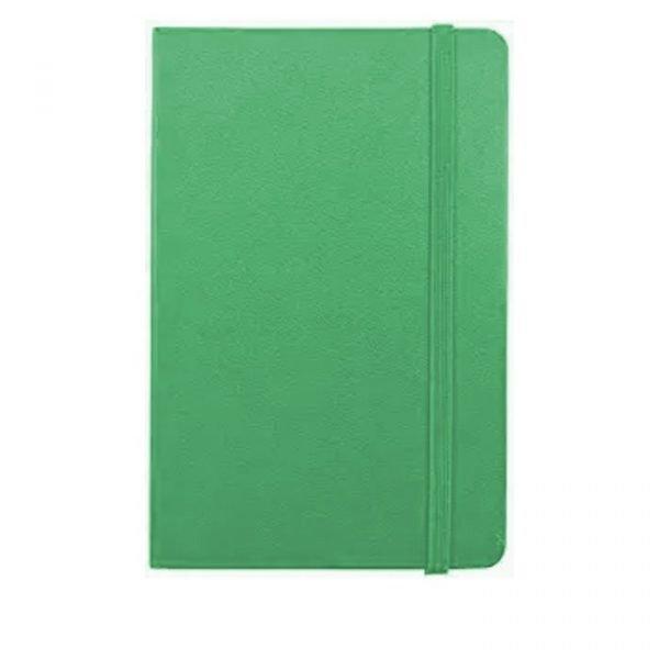 NOTEBOOK ELASTIC A6 52P6420 GREEN