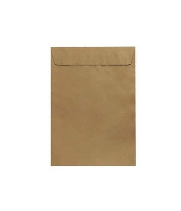BROWN MANILA ENVELOPE A4 25-PACK