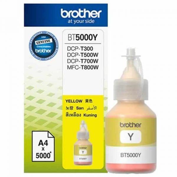 BT-5000 Yellow (CISS) INK BROTHER