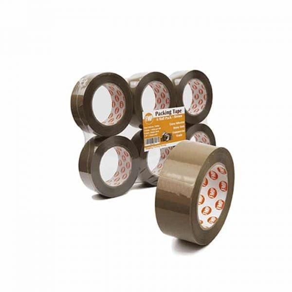Brown Packaging Tape 2X50MM