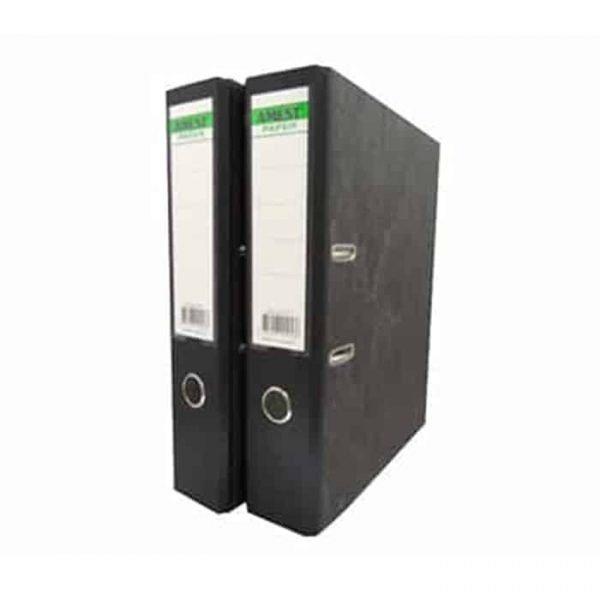 FILE BOX A4 9300E BLACK