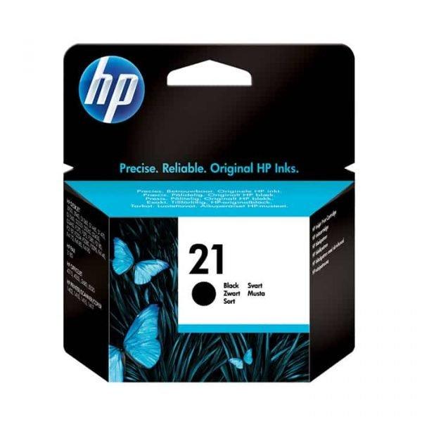 HP 21 Black Cartridge