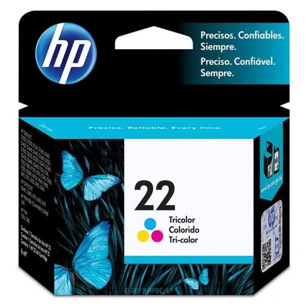 HP 22 Black Cartridge