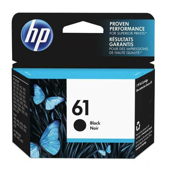 HP 61 Black Cartridge