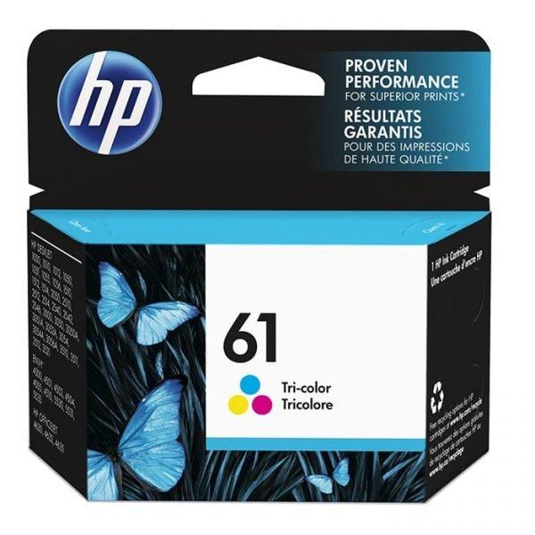 HP 61 Tri-Color Cartridge
