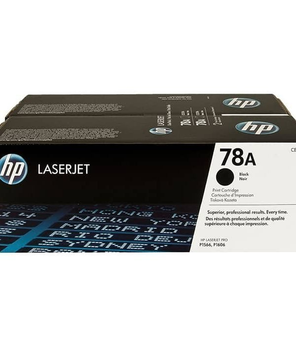 HP 78A Black Toner