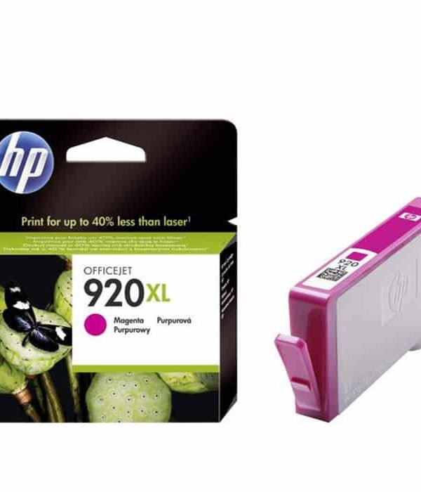 HP 920XL Magenta Cartridge