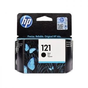 HP 121 Black Cartridge