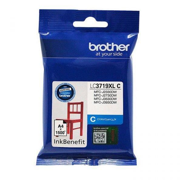 LC3719 XL CYAN INK CARTRIDGE BROTHER