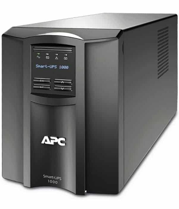 Apc smart-ups 1000va lcd 230v(Tower) 600 watts