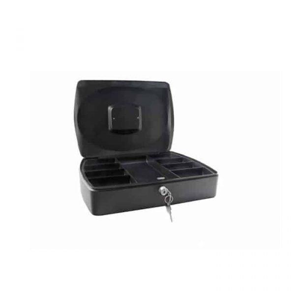 "CASH BOX 10"" BLACK 8878M"