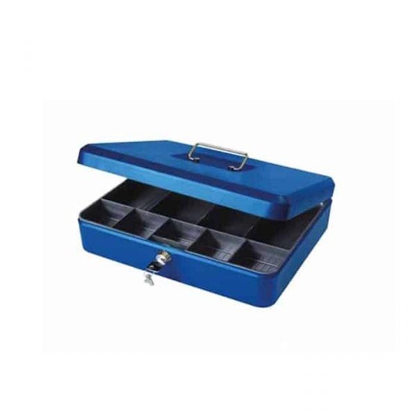 "CASH BOX 12"" BLUE 8878L"
