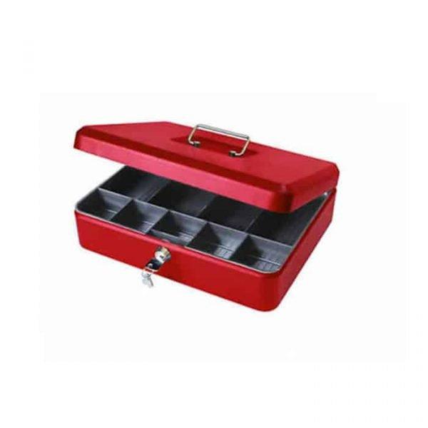 "CASH BOX 12"" RED 8878L"