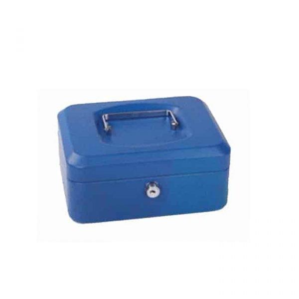 """CASH BOX 8"""" BLUE 8878S"""