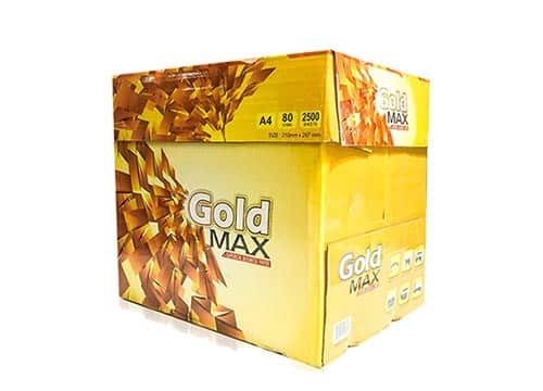 Goldmax photocopying papers