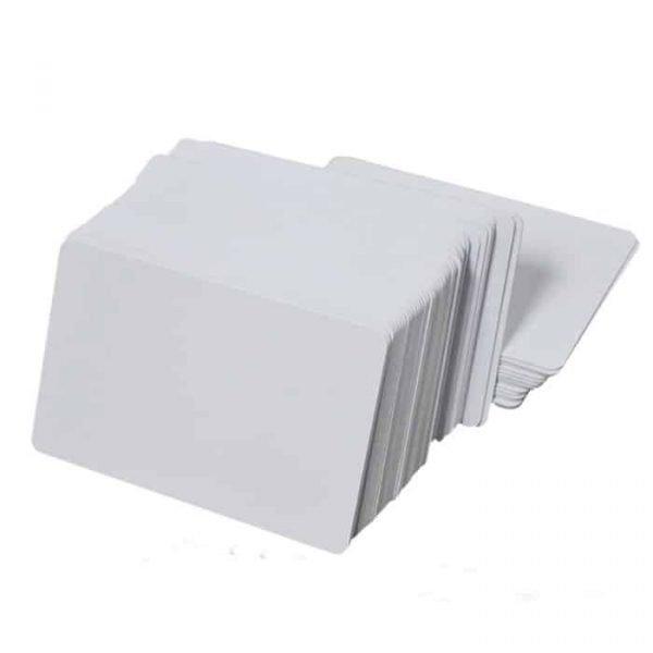 DATACARD BLACK WHITE PVC CARD(250PIECES)