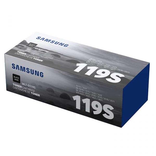 Samsung MLT-D119S Black Toner