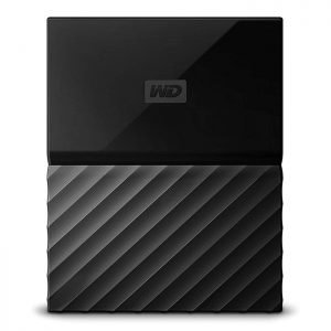 WD Ext HDD 4TB 2.5