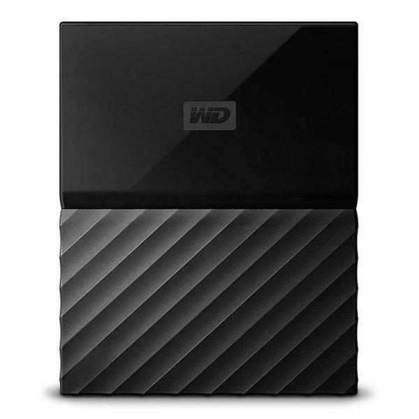 """WD Ext HDD 4TB 2.5"""" My Passport USB 3.0"""