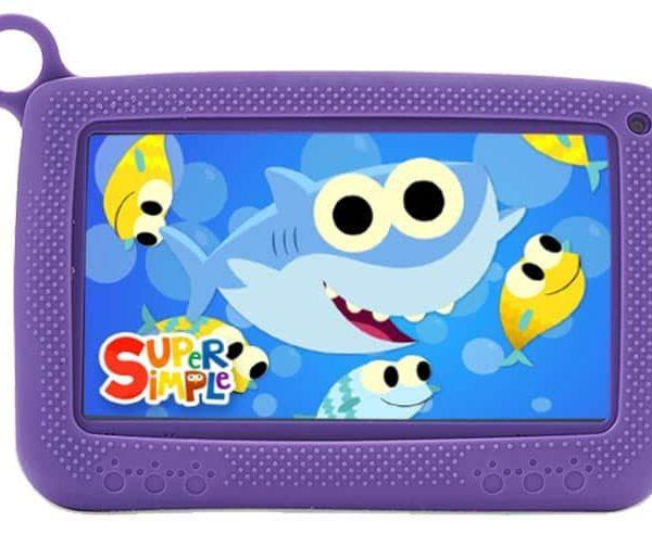Purple iconix tablet
