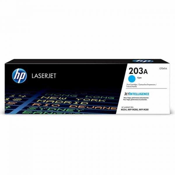 HP 203A Cyan Toner