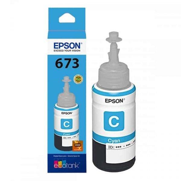 T6732 Cyan Epson Inkjet Cartridge