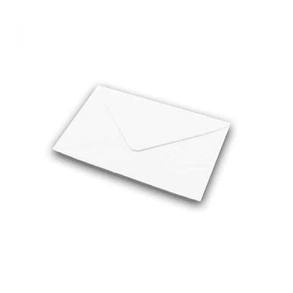 White Envelope DL 110 x 220 mm 25-Pack