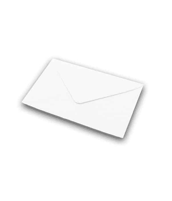 White Envelope DL 110 x 220 mm 25-Pack