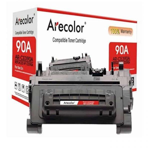 ARECOLOR 90A BLACK TONER(AR-CE390A)