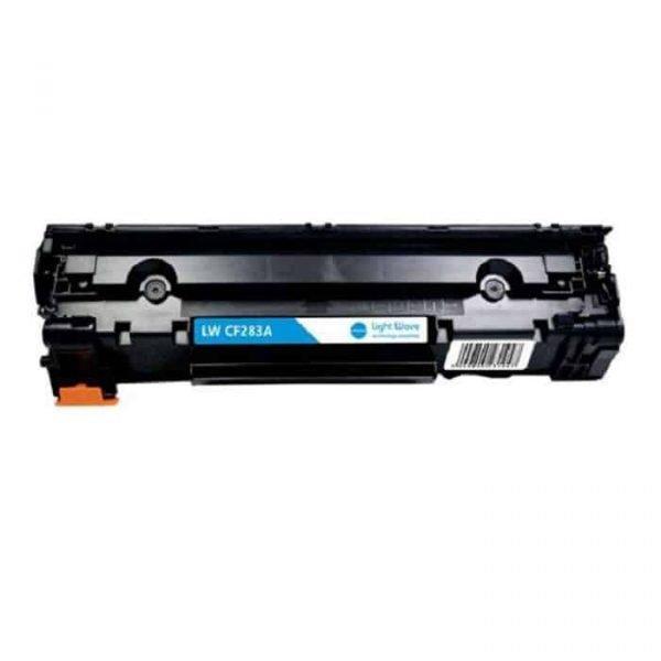 Lightwave-83A-CF283A-LaserJet-Toner-Cartridge-Black