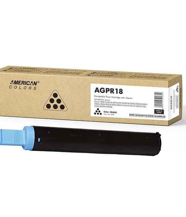 American Color AGPR18 Toner