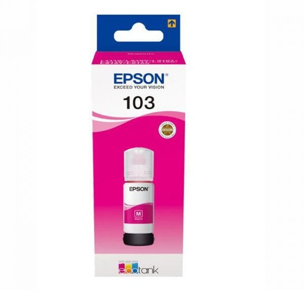 Epson 103 Magenta Ink Bottle