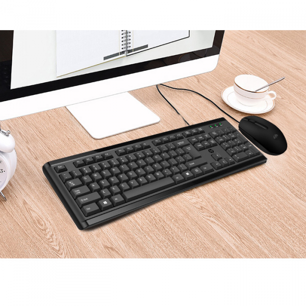 hp km 10 and mouse