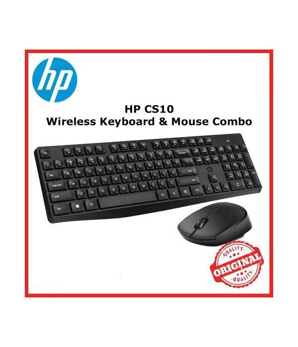 HP CS 10