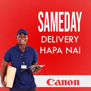 Canon delivery